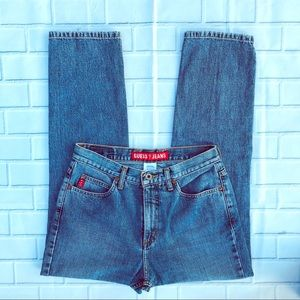 Vintage High Waisted Guess Mom Jeans